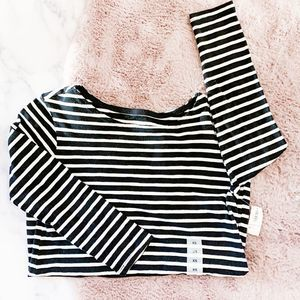NWT Old Navy Striped Top